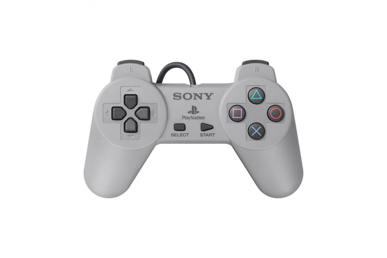 # SONY PS 電玩主機也來懷舊風:PLAYSTATION®CLASSIC 復刻版主機年底登台上市 6