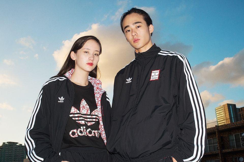 # Adidas Originals × have a good time:全新聯名系列即將登場 2