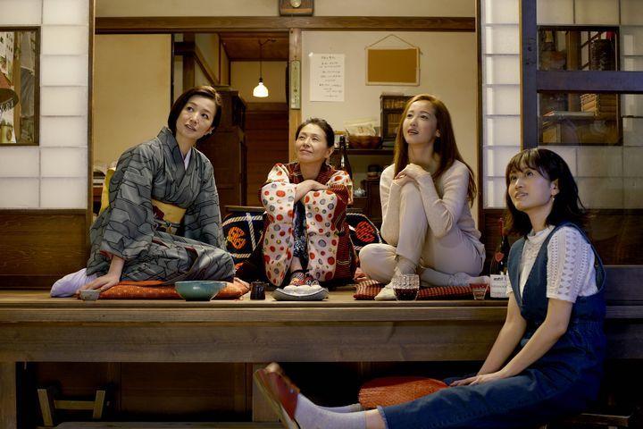 # 澤尻英龍華、前田敦子等人領銜主演:《姐姐的私廚》即將在台上映 3