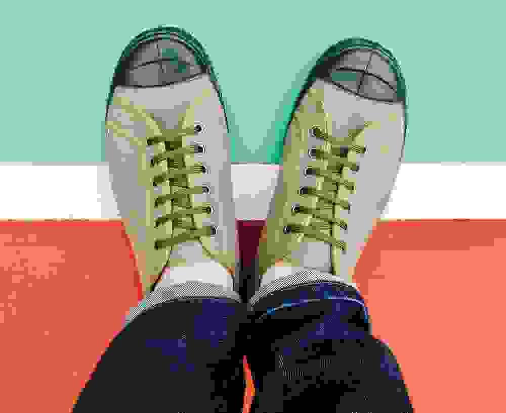 # In Your Shoes 014:除了 Vans、Converse 之外,這些帆布鞋品牌也來頭不小!(上) 9