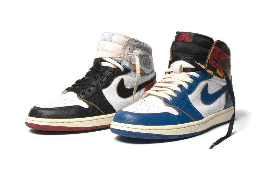 # In Your Shoes 017:單一太無聊,異樣才夠看!盤點近期火紅的「拼接」鞋款 1