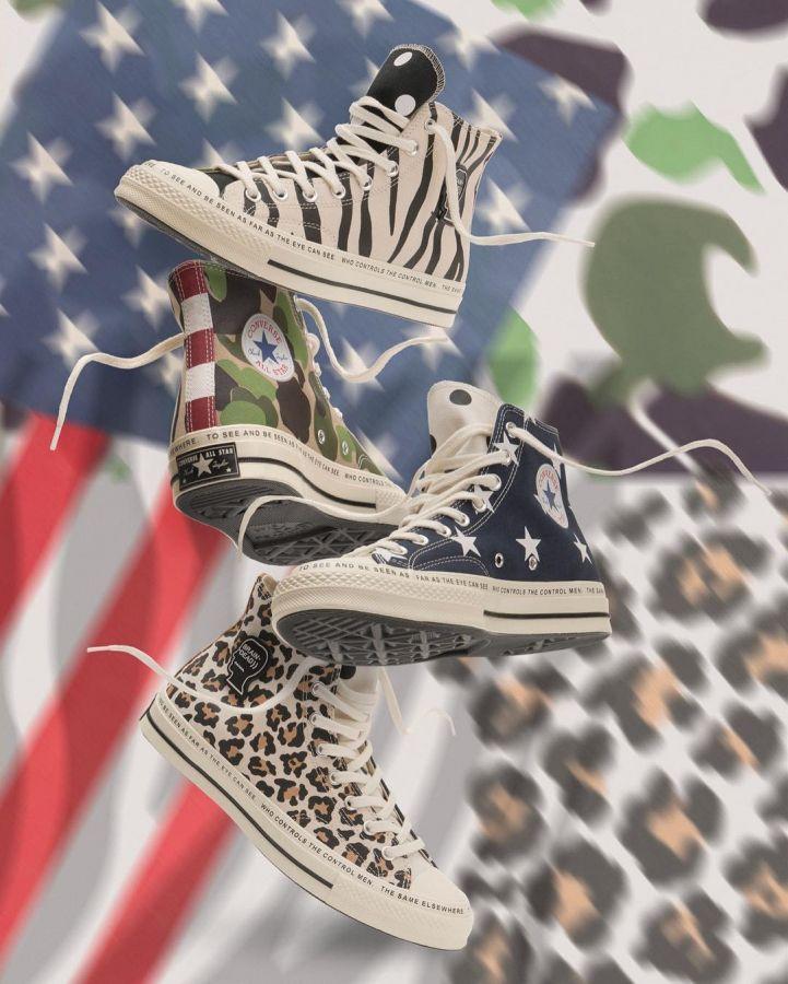 # In Your Shoes 017:單一太無聊,異樣才夠看!盤點近期火紅的「拼接」鞋款 4