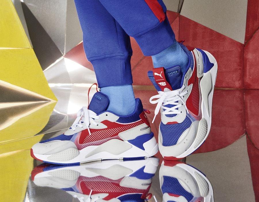 "5.Puma x Hasbro ""Transformers"""