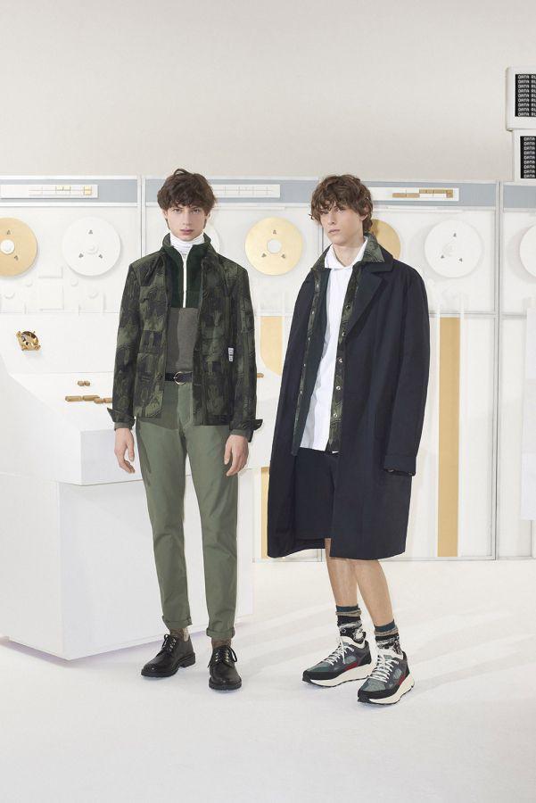 # Maison Kitsuné × Brandblack:聯名鞋款即將上架 7