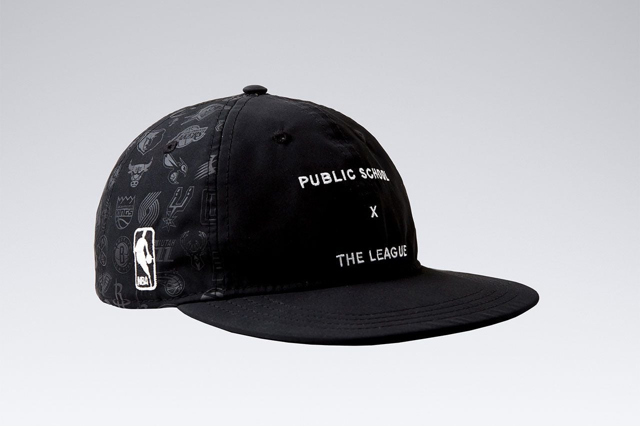 1.PSNY × New Era × NBA
