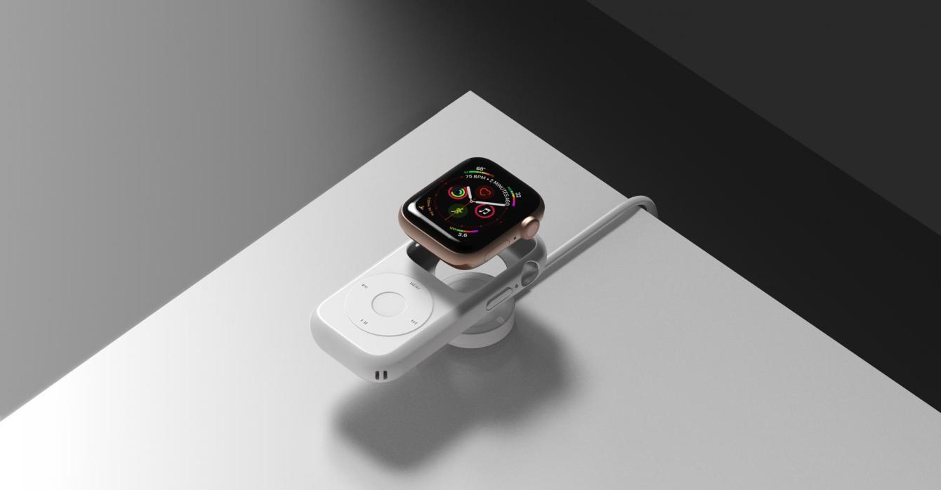 # 重現隨身聽:Apple Watch 竟搖身一變成 iPod! 6