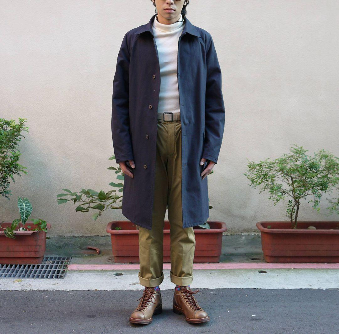 Classic Works:【我的探索之路-Nigel Cabourn 20s Long Coat】 1