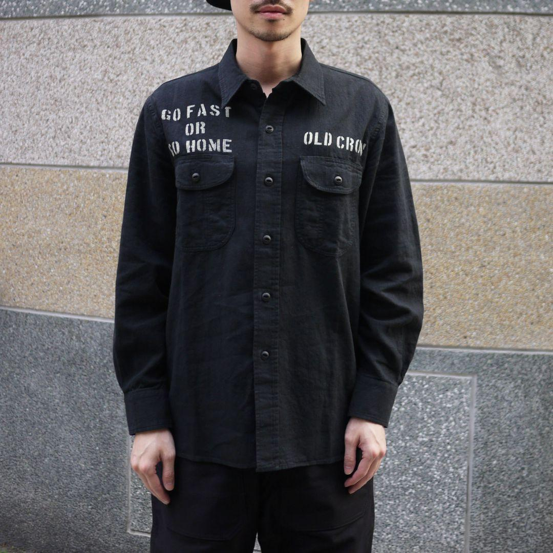Classic Works:【我的探索之路-Glad Hand Rodder Club Jacket】 4