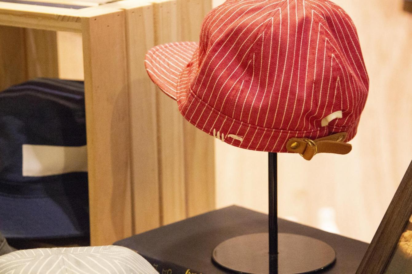 # 日本手工帽品牌 HUNTISM:2019SS 展示會登場,專訪創辦人加茂学先生之獨到演繹 8