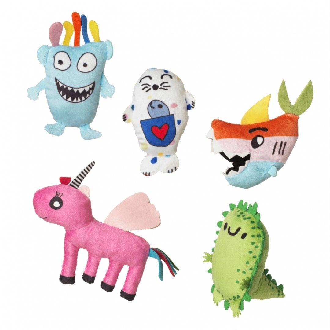 # IKEA 玩具新系列 LUSTIGT:讓玩樂發揮正面影響力 9