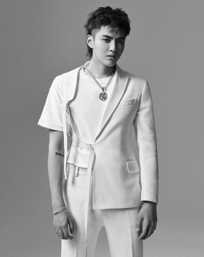 # 精品界震撼彈:吳亦凡成為 Louis Vuitton 品牌代言人 6