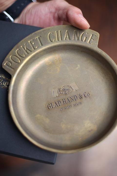 5.Glad Hand - Pocket Change Tray