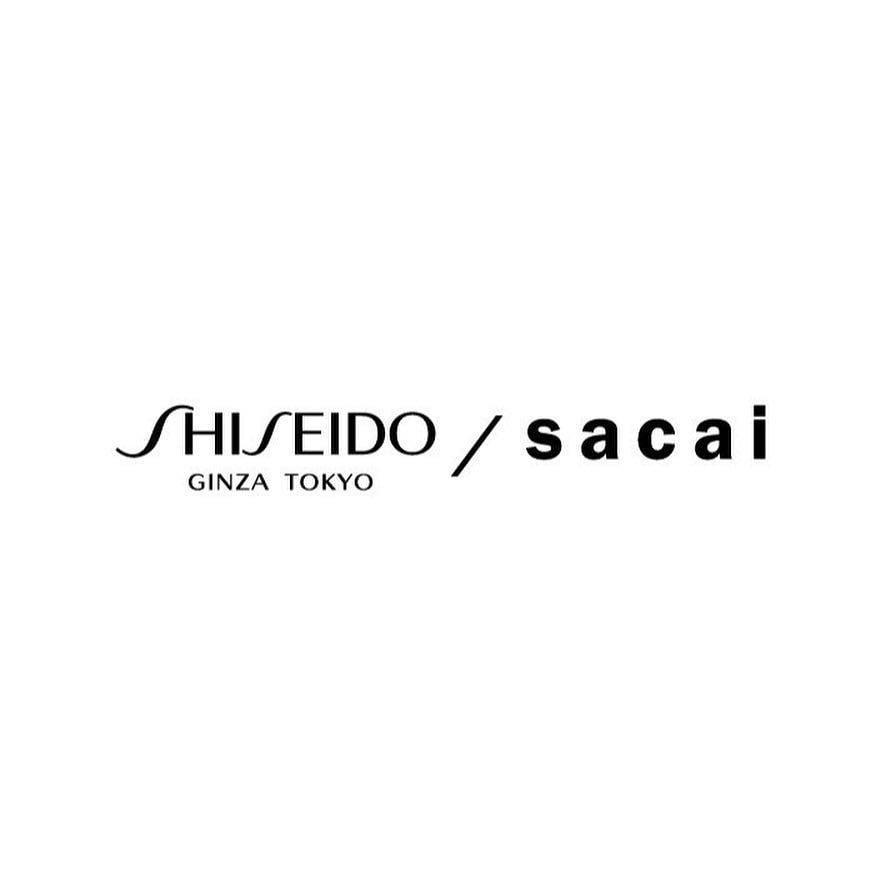 # SACAI × 資生堂:聯名系列登場,拼布小熊化妝袋超吸睛! 6