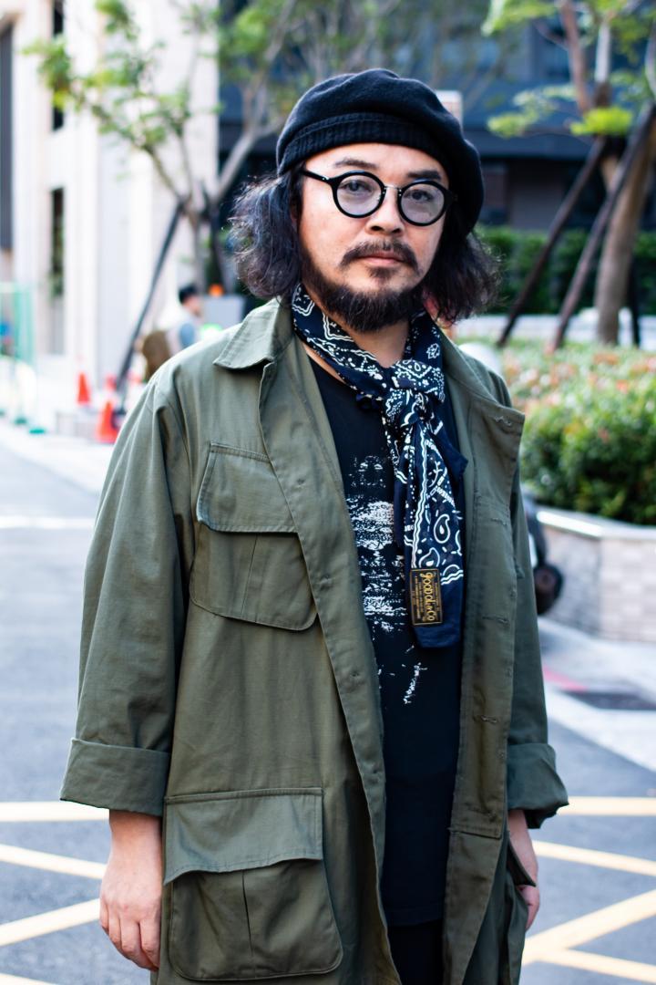 # Shop Staff Snap:加茂學的 Beret Style! 2