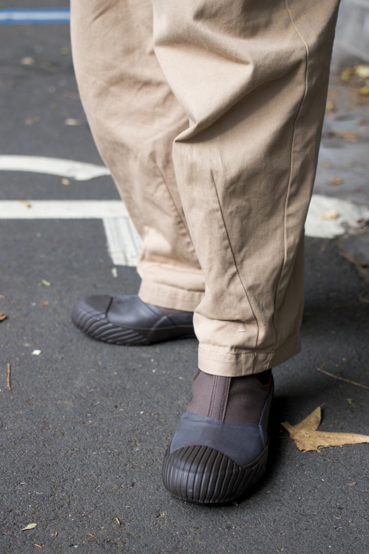 # Shop Staff Snap:秋天的顏色,屬於男子的大地色提案 8