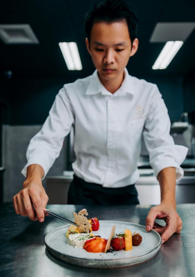 #廚遊四海的浪子歸鄉:料理鐵人蔡中和在衛武營開設的第五擂臺! 4