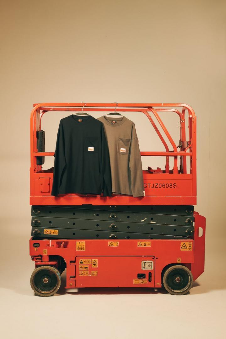 # Timberland PRO × N.HOOLYWOOD:工裝控注意!聯名系列即將於台灣上架販售 9