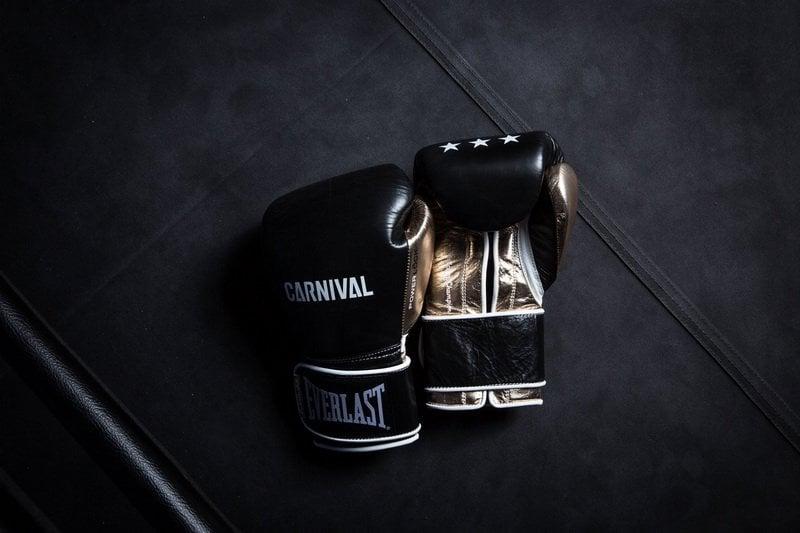 # 街頭與拳擊之結合:泰國鞋舖 CARNIVAL 攜手 Everlast 打造聯名系列 11
