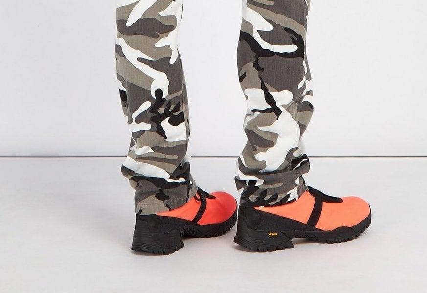 # In Your Shoes 023:2019年代表色「活珊瑚橘」,先從鞋款下手走在時尚前鋒! 1