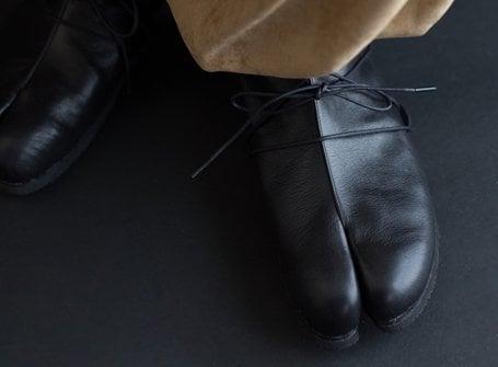 # In Your Shoes 024:原來「足袋」最早是源自於中國?分趾鞋的醜美魅力席捲全球! 4