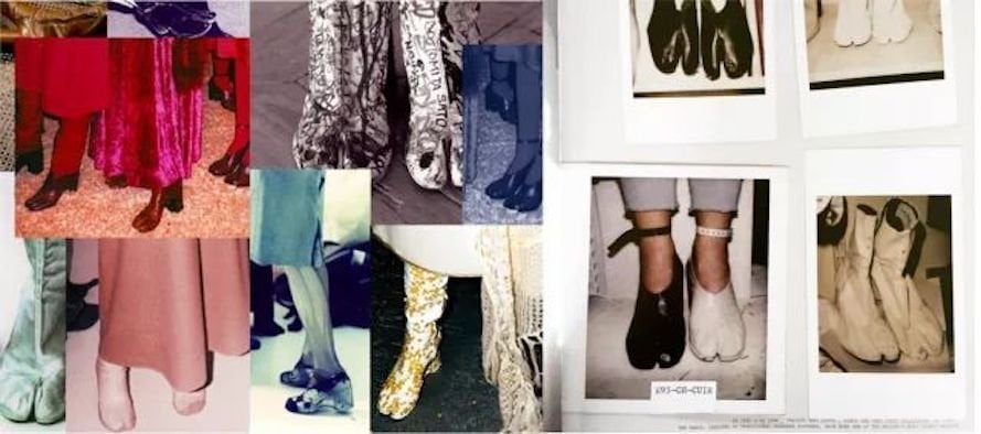 # In Your Shoes 024:原來「足袋」最早是源自於中國?分趾鞋的醜美魅力席捲全球! 13