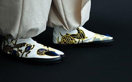 # In Your Shoes 024:原來「足袋」最早是源自於中國?分趾鞋的醜美魅力席捲全球! 5