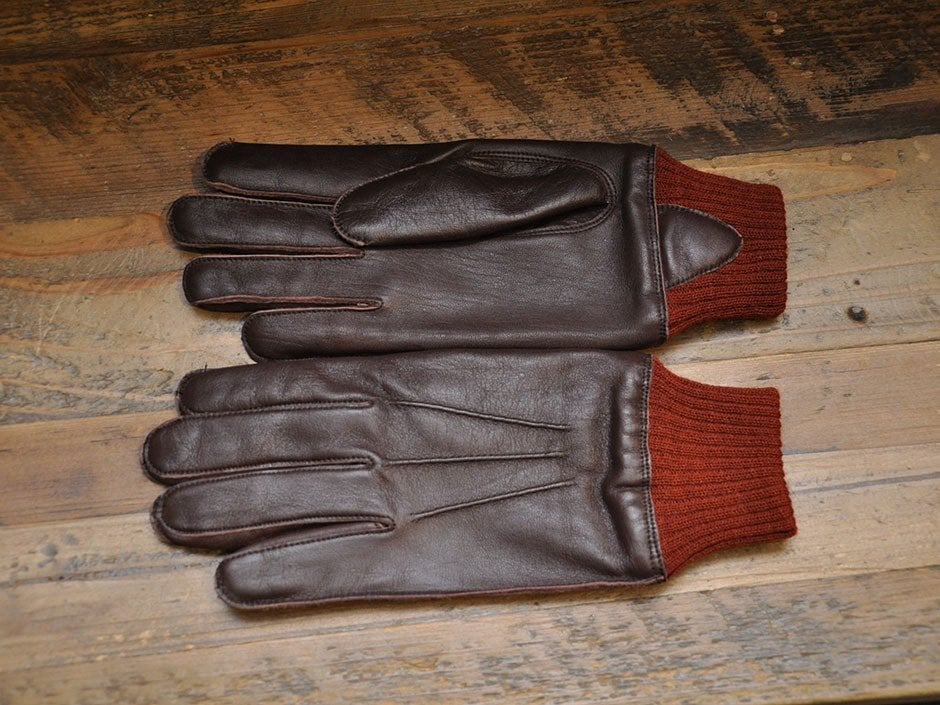 "3.The Few ""A-10 Horsehide Gloves"""