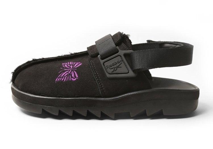 # 紫色蝴蝶紛飛至九〇年代暢銷鞋款:Needles × Reebok Classic × Beams 聯名系列即將上架 2