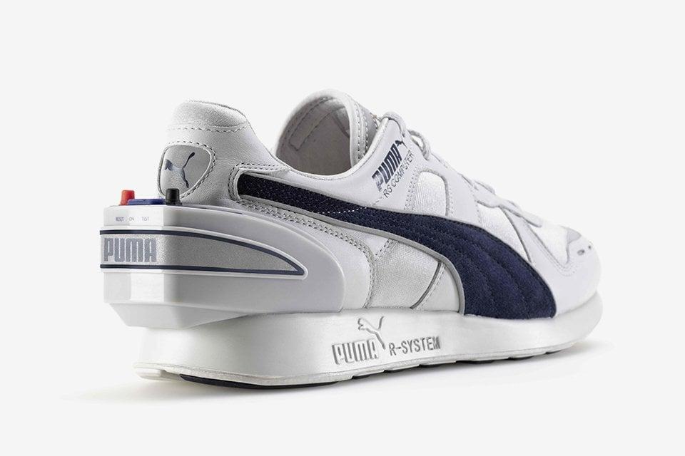 # 全球限量86雙:Puma RS-Computer 復刻推出,運用鞋上感應器偵測你的跑步數據! 7