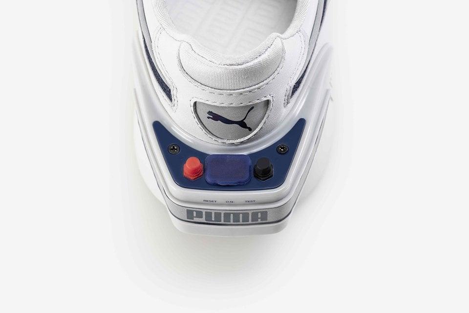 # 全球限量86雙:Puma RS-Computer 復刻推出,運用鞋上感應器偵測你的跑步數據! 4