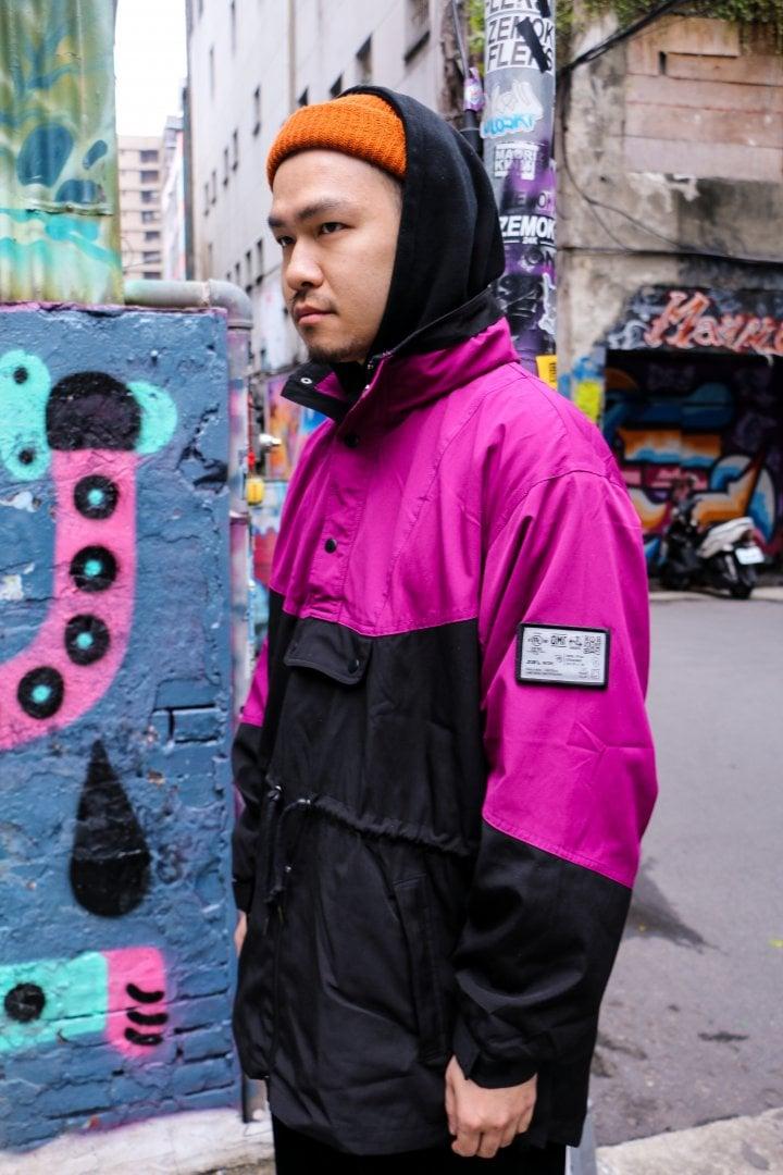 # Shop Staff Snap:大膽挑戰跳色單品,為沈穩的冬季街頭繪上搶眼色彩 2
