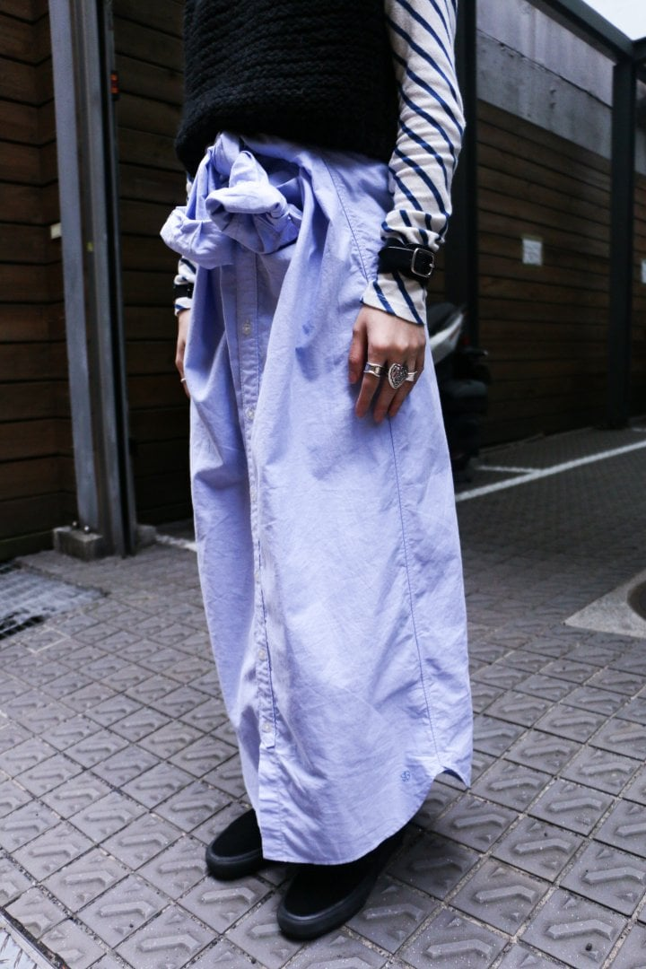 # Shop Staff Snap:換個角度看單品,長襯衫也能當洋裝! 7