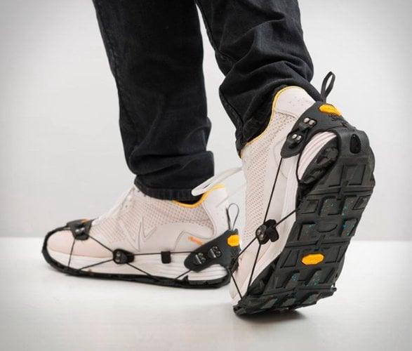 # 一底敵百: Vibram 可攜式機能鞋底 1