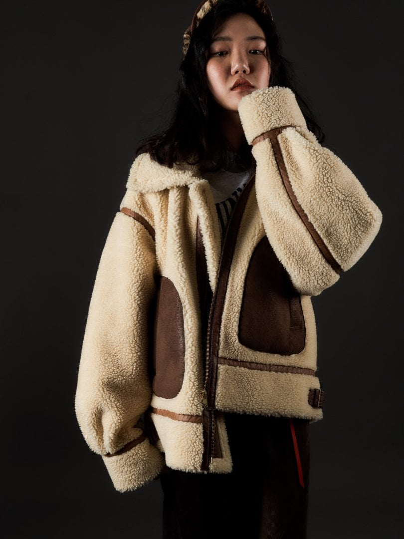 # How to Style:冬末造型特典,mokomoko style vol.2 16
