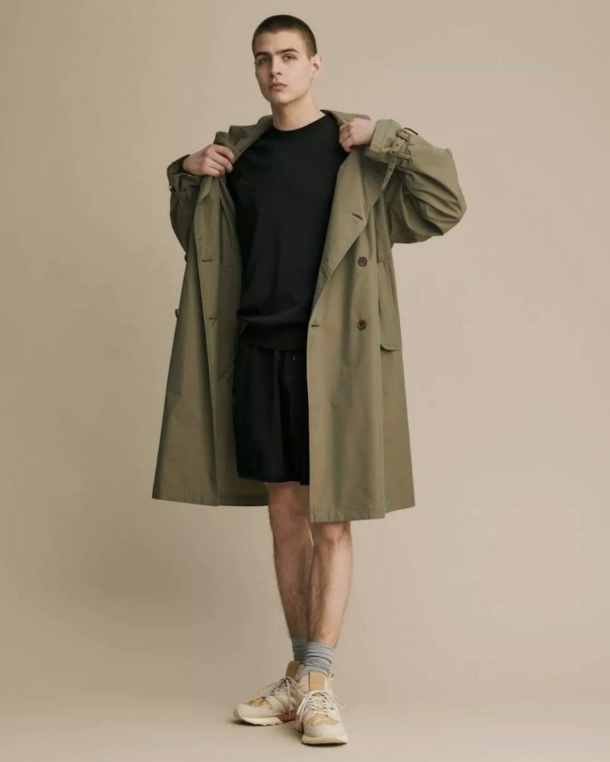 # 自然簡約跨界合作:人氣服飾品牌 Auralee 攜手 Tokyo Design Studio New Balance 推出聯名系列 12