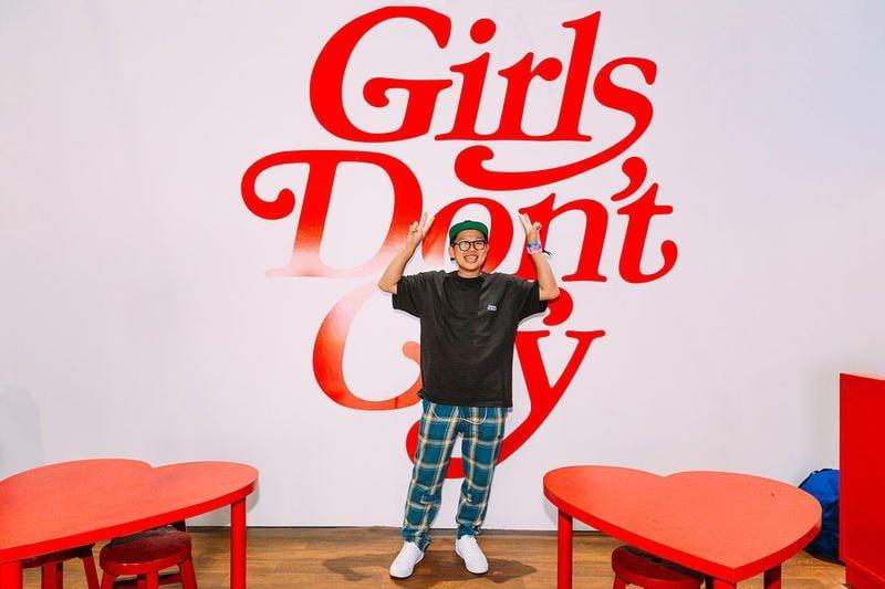 """#發售在即:Nike x Verdy """"Girls Don't Cry"""" SB Dunk Low 1"""