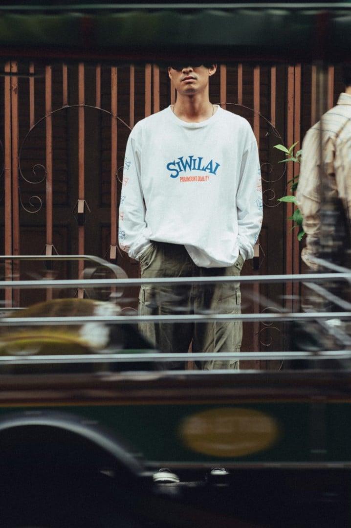 # 曼谷選品概念店新篇章:SIWILAI 攜手 渡邊真史 推出首個自有系列作 4