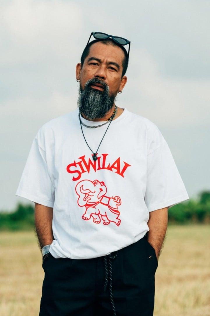 # 曼谷選品概念店新篇章:SIWILAI 攜手 渡邊真史 推出首個自有系列作 14