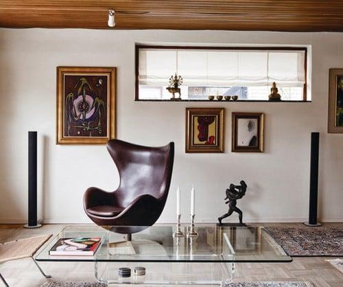 # 日式標誌性美學:三位日本時裝設計師為經典 Egg Chair 執行面料設計 1