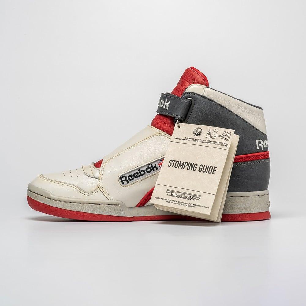 # 異形上映 40 週年紀念:Reebok 重塑 1986 年 Ellen Ripley 著用鞋款 13