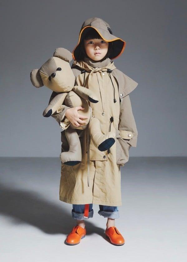 # 出自某原宿傳奇品牌前打版師之手:日本人氣童裝品牌 GRIS,打造稚嫩的大人感輪廓 8