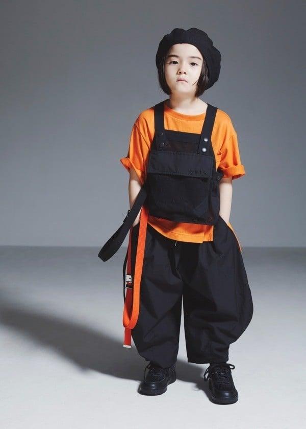 # 出自某原宿傳奇品牌前打版師之手:日本人氣童裝品牌 GRIS,打造稚嫩的大人感輪廓 3