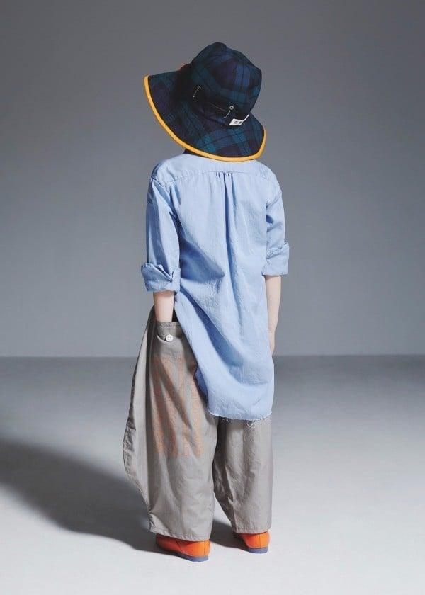 # 出自某原宿傳奇品牌前打版師之手:日本人氣童裝品牌 GRIS,打造稚嫩的大人感輪廓 6