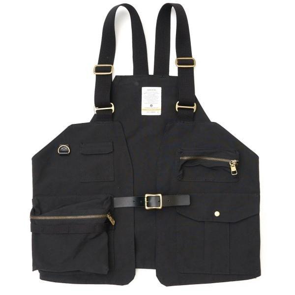 # 是背心也是包袋:日本品牌 AS2OV 推出 CAMP VEST 打造機能質感背心 6