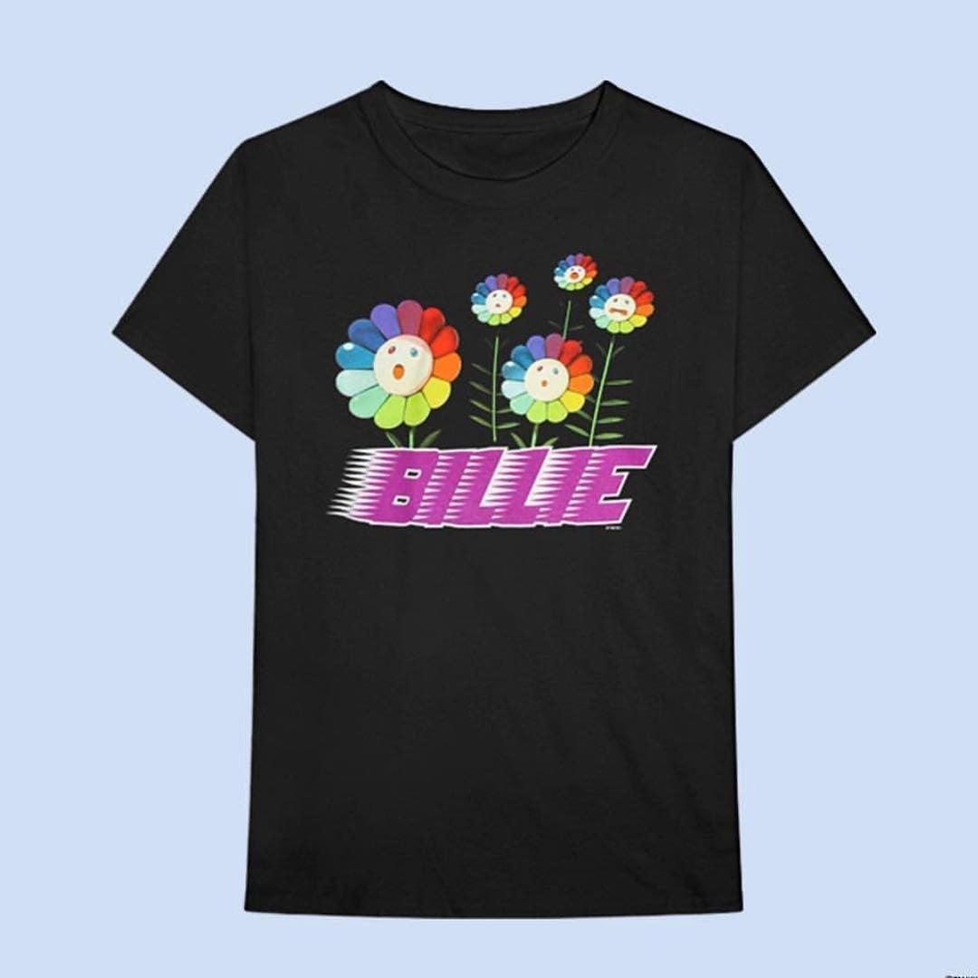# 二大鬼才激出火花:爆紅樂壇新星 Billie Eilish 攜手日本藝術家村上隆,打造新層次前衛合作! 8