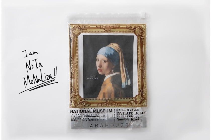 # ABAHOUSE ART-T Collection:提升自我藝術品味 8