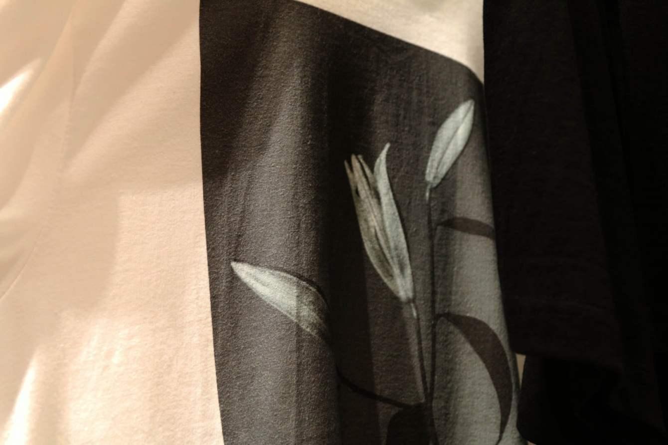 # 攜手 JOURNAL STANDARD 展開聯名:DELUXE 設計師及人氣女模 SAYO 揭曉服飾 × 音樂的開花結果 14