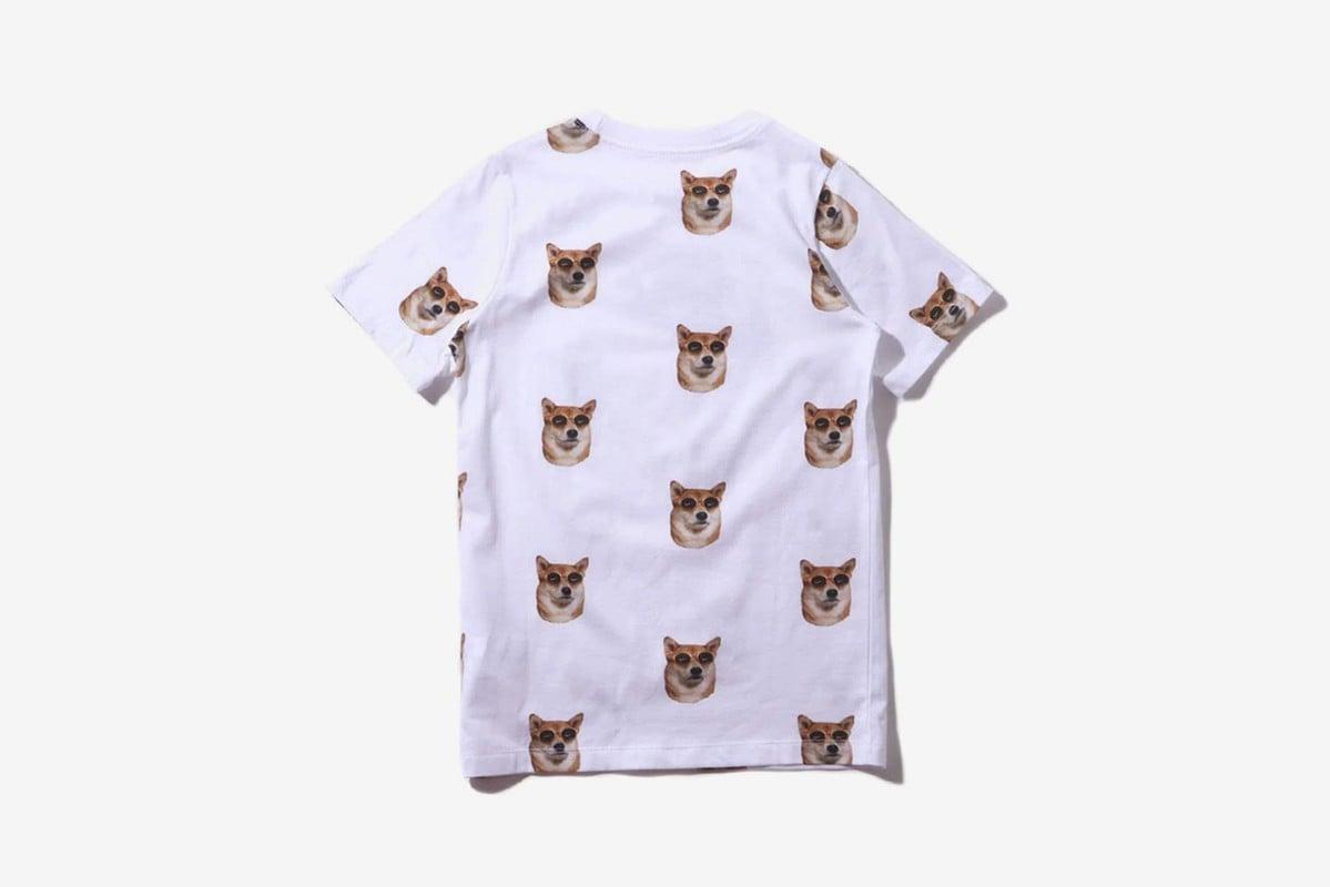 # 以世界上最會穿的狗為靈感:NIKE 發表柴犬系列 T-Shirt 5