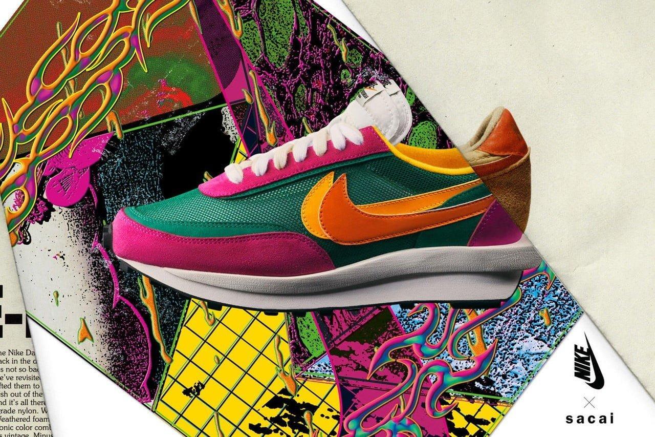 # 層疊的魅力:sacai x Nike 販售資訊正式公佈 8
