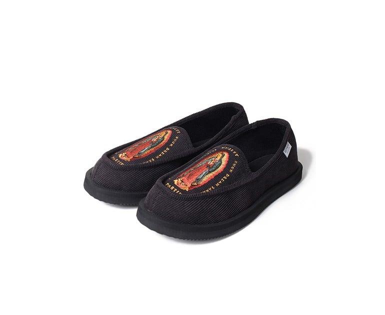 # 當室內鞋也可外穿:WACKO MARIA × SUICOKE 聯名樂福鞋款登場 4